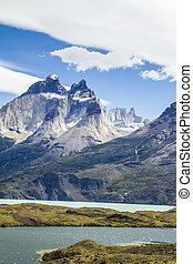 Torres del Paine - Travel - South America - Patagonia -...