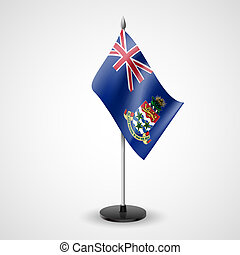 Table flag of Cayman Islands - State table flag of Cayman...