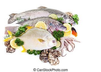 Mixed Fresh Fish