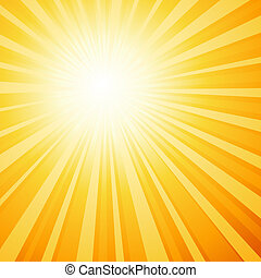 sunburst  - Sunburst background