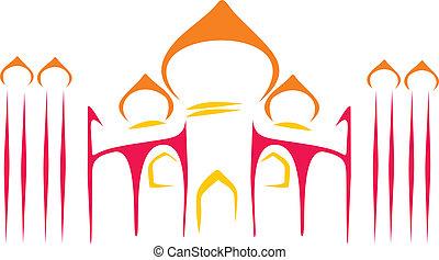 Temple symbol