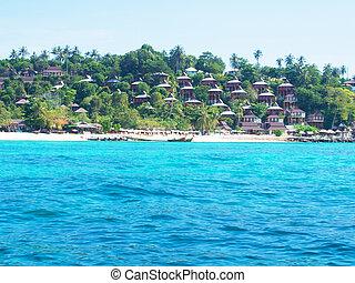Phi Phi Island hotel, Thailand