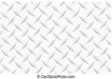 Diamondplate - A diamondplate background