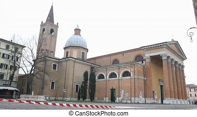 Duomo Cathedral, Forli, Italy