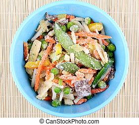 Frozen Asian Vegetables 23