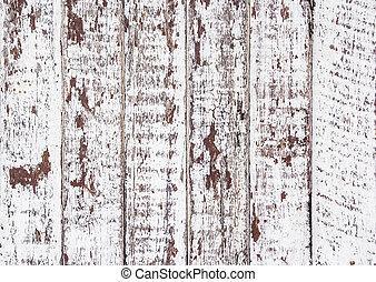 blanco, madera, textura