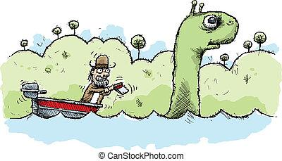 Loch Ness Monster Hunter