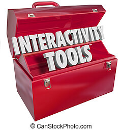 Interactive Tools Words in 3d Letters Toolbox Working...