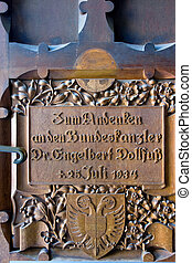 "austria, linz, st. mary's cathedral - the ""new cathedral""..."