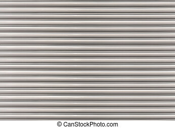 Corrugated metal texture, abstract, background.
