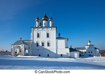 Trinity Cathedral (build in 1681-1689) at Holy Trinity...