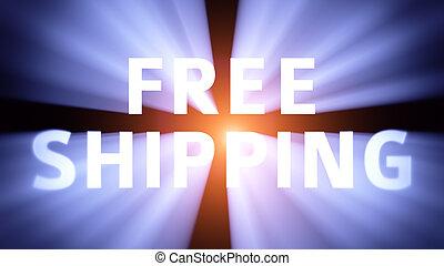 Illuminated FREE SHIPPING - Radiant light from the...
