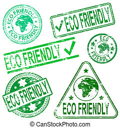 Eco Friendly Stamps