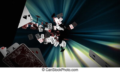 GAMBLING DEBT - 3D GAMBLING DEBT Animation