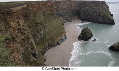 Western Cove Portreath Cornwall UK - Western Cove Portreath...