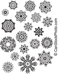 mandalas elements