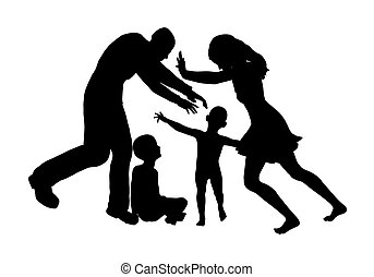 Custody Fight - Main victims are children when parents are...