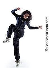 dançarino,  hip-hop