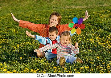 Spring family fun