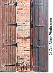 bisagras, puerta