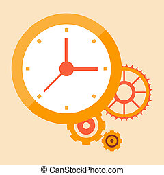 time initiate and devising mechanisms and systems