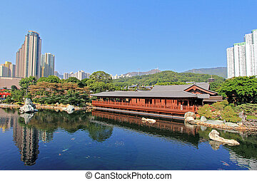 Pine Teahouse, Hong Kong - Pine Teahouse Song Cha Xie at...