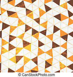 Geometric pattern Texture with trianglesMosaic Abstract...