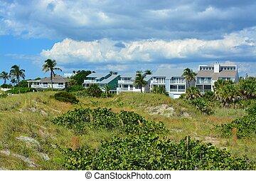 Boca Grande, florida - Boca Grande, Gasparilla Island, south...