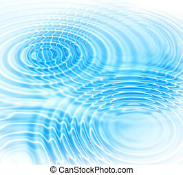 Water ripples abstract background - Abstract background with...