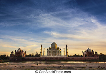 Taj Mahal ,Agra, India - Taj Mahal, India, Agra, 7 world...