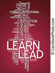 Word Cloud Learn and Lead - Word Cloud with Learn and Lead...