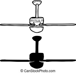 Generic Ceiling Fan