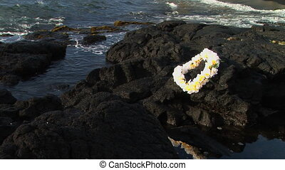 Lei, Black Sand Beach