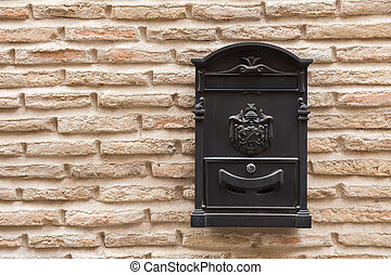 Old Postbox - An old postbox in Sepulveda, Segovia