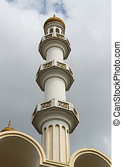 Suriname Mosque - This mosque is next to a synagogue Neve...