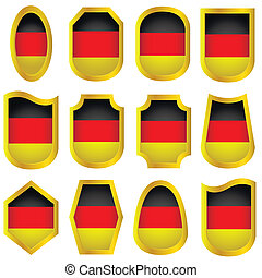 Germany signs set