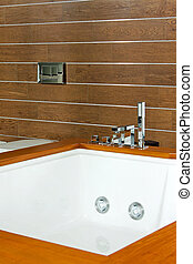 Wooden spa 2