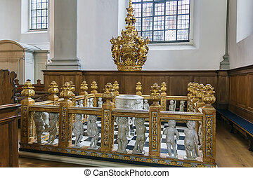 Church of Our Saviour, Copenhagen - Church of Our Saviour is...