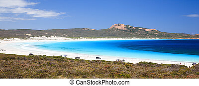 Lucky Bay Cape Le Grand - Overlooking Lucky Bay in Cape Le...