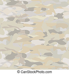 Khaki camouflage repeat pattern