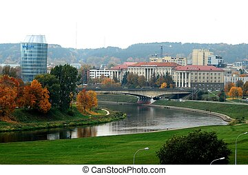Vilnius education university - VILNIUS, LITHUANIA - OCTOBER...