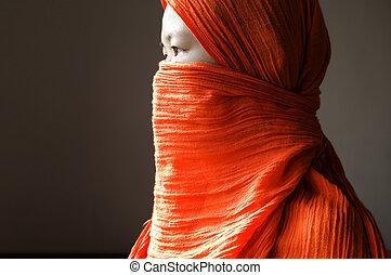 islamique, femme