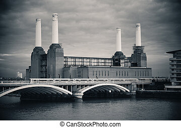 Battersea Power Station London - Battersea Power Station...