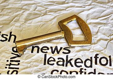News leaked