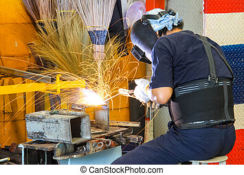 Welding Industry - Skilled workers to work in the industry,...