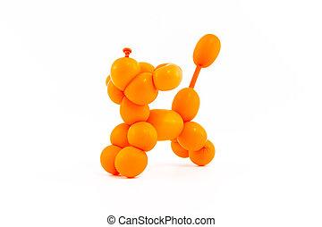 Balloon animal.