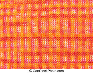 Background checked textile