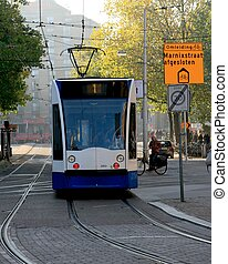Trolley in Amsterdam - Amsterdam Trolley