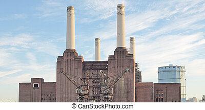 Battersea Powerstation London - Battersea Power Station in...