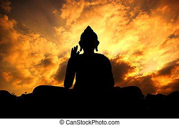 Bouddha, image
